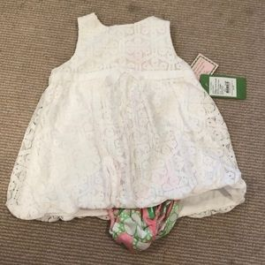 Lilly Pulitzer Lace Dress NWT
